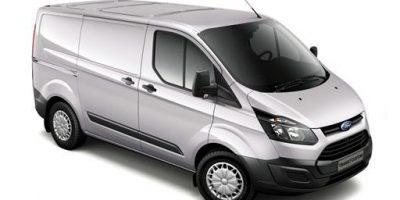 lease ford transit custom
