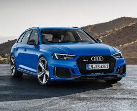 Lease Audi RS4 Avant