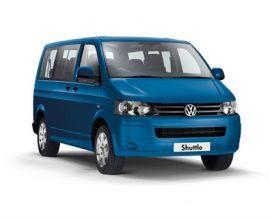 Lease Volkswagen Transporter Shuttle