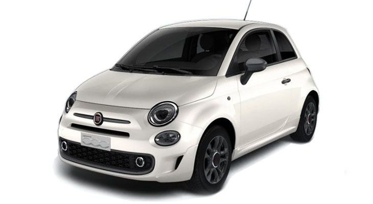Lease fiat 500 3dr