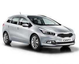Lease kia ceed sportswagon 5door
