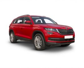 Lease skoda kodiaq estate 5door