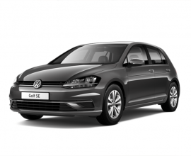 Lease volkswagen golf se nav 5 door
