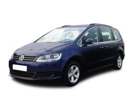 Lease volkswagen sharan estate 5door