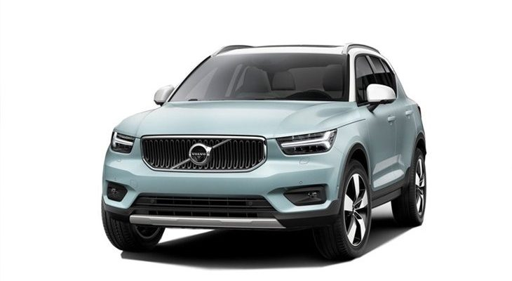 Lease volvo xc40 estate