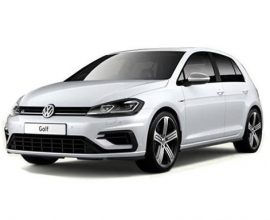 Lease Volkswagen Golf 2.0 TSI R 3 Door
