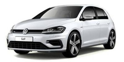 Lease Volkswagen Golf 2.0 TSI R 3 Door DSG