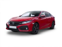 Lease honda civic hatchback 5door