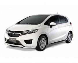 Lease honda jazz Hatchback 5dr