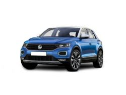 Lease volkswagen t roc hatchback 5door