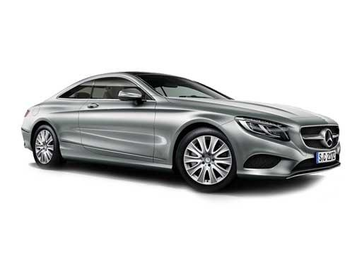 The New Mercedes E Class coupe