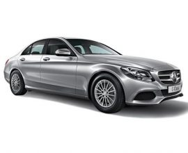 Lease mercedes benz c class saloon Auto 4door