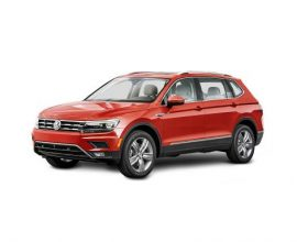Lease volkswagen tiguan allspace estate 5door