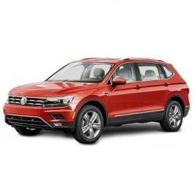 The New Volkswagen Tiguan Allspace