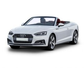 Lease audi a5 cabriolet 2door
