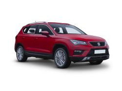 Lease seat ateca estate 5door