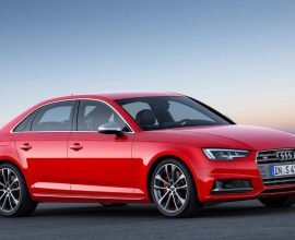 Lease audi a4 saloon 4door