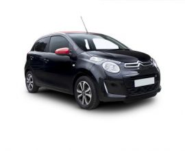 Lease citroen c1 airscape hatchback 5door