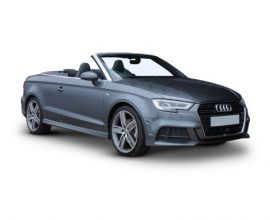 Lease audi a3 cabriolet 2door