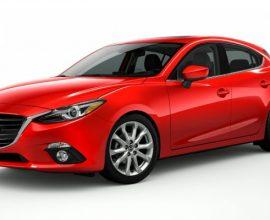 Mazda 3 2.2D SE Lease