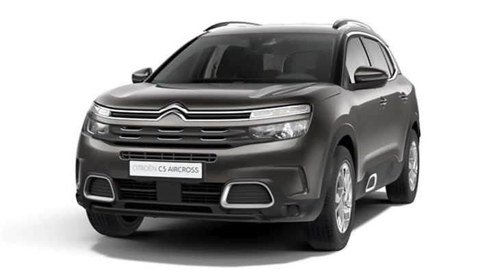 Lease Citroen C5 Aircross