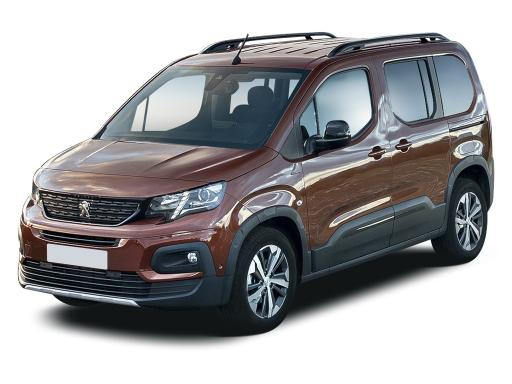 Lease peugeot rifter estate 5door