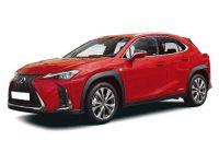 Lease Petrol Electric Hybrid lexus ux