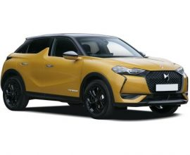Lease CITROEN DS3 CROSSBACK 5dr