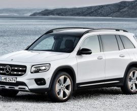 Lease MERCEDES GLB SUV 7 SEATS