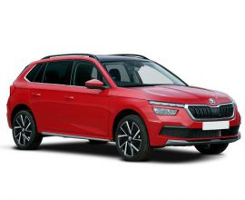 Lease skoda kamiq hatchback 5door