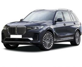 car lease bmw x7