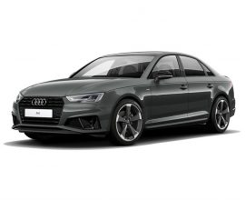 Lease Audi A4 Saloon S4 TDI Quattro Black Edition Tiptronic (Comfort+Sound)