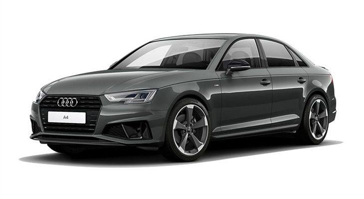Lease Audi A4 Saloon S4 TDI Quattro Black Edition Tiptronic (Comfort+Sound)