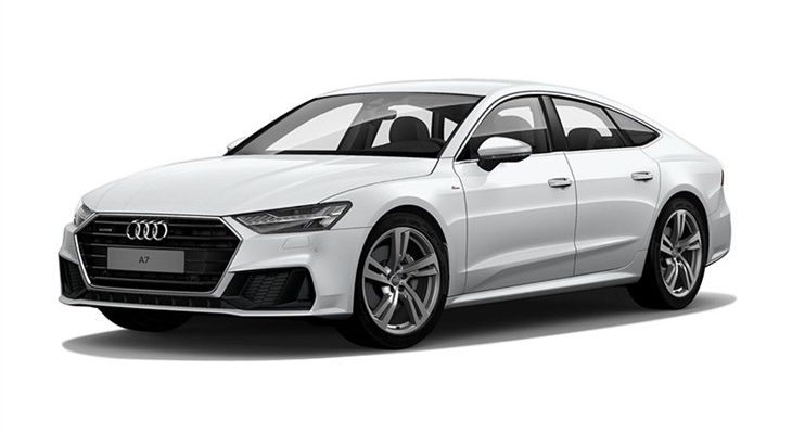 Lease Audi A7 Sportback S7 TDI Quattro S Tip Auto (Comfort+Sound)