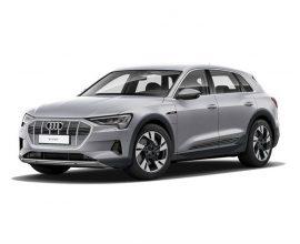 Lease Audi E-Tron Estate 230kW 50 Quattro 71kWh Launch Ed Auto (C+S)