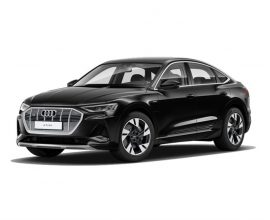 Lease Audi E-Tron Sportback 300kW 55 Quattro 95kWh S Line Auto