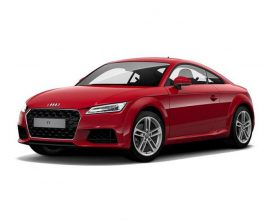 Lease Audi TT Coupe 45 TFSI Black Edition S Tronic