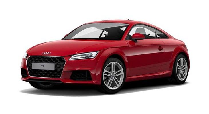Lease Audi TT Coupe 45 TFSI Vorsprung S Tronic