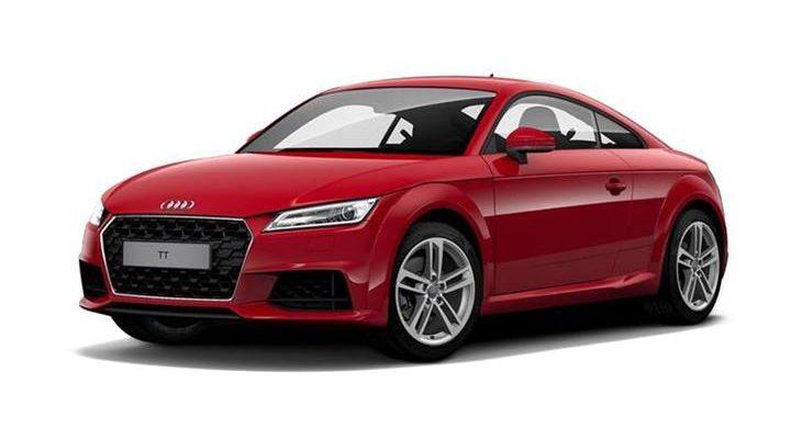 Audi TT Coupe 50 TFSI Quattro TTS S Tronic (Comfort+Sound)