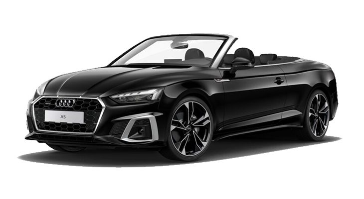 Lease Audi A5 Cabriolet 40 TFSI Edition 1 S Tronic (C+S)