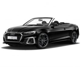 Lease Audi A5 Cabriolet 40 TFSI S Line S Tronic (C+S)