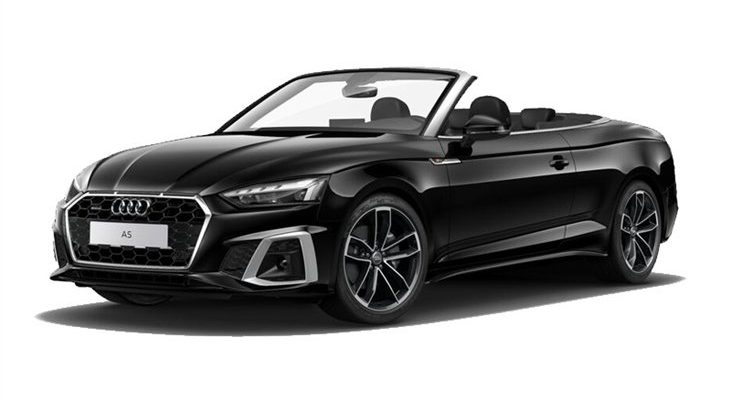 Lease Audi A5 Cabriolet 40 TFSI Sport S Tronic