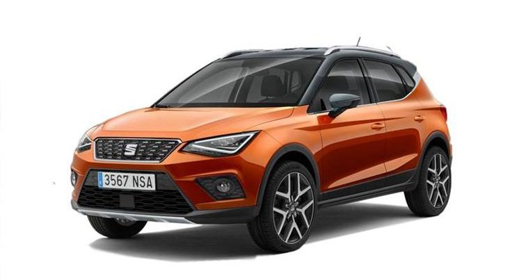 Lease Seat Arona FR Sport 1.0 TSI 115 PS 6-speed manual