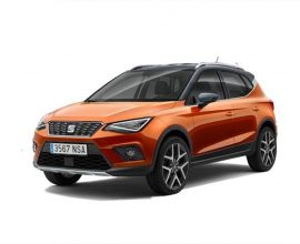 Lease Seat Arona XCELLENCE Lux 1.0 TSI 115 PS 7-speed DSG-auto