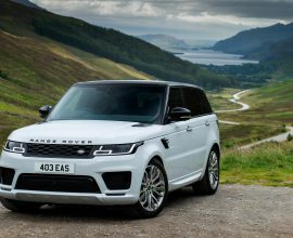 car leasing land rover range rover sport estate